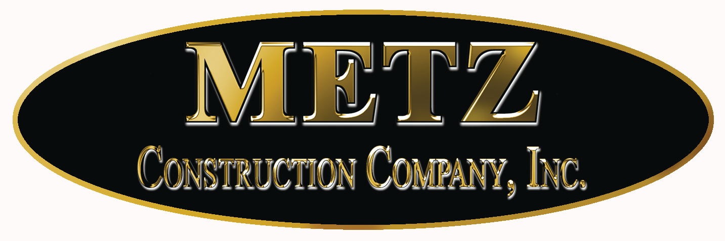 Metz Construction Company logo